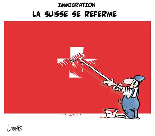 Immigration: La Suisse se referme - immigration - Gagdz.com