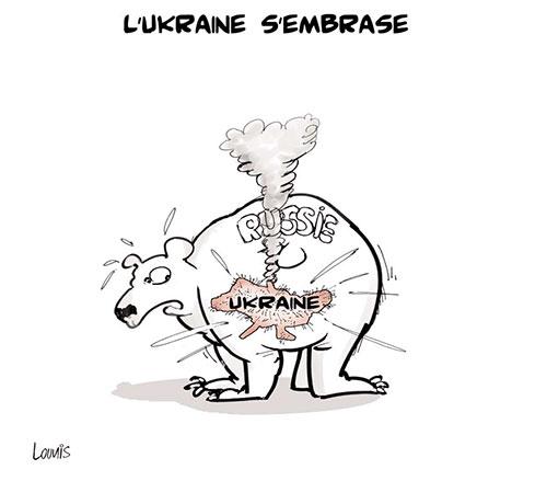 L'Ukraine s'embrase - Ukraine - Gagdz.com