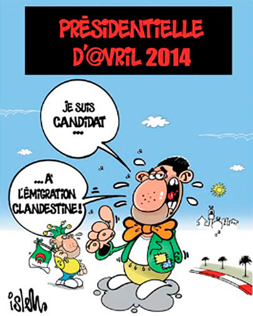 Présidentielle d'avril 2014 - Islem - Le Temps d'Algérie - Gagdz.com