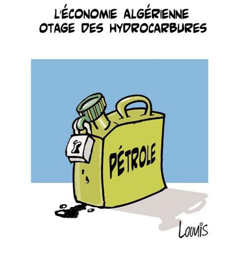 L'économie algérienne otage des hydrocarbures - Lounis Le jour d'Algérie - Gagdz.com