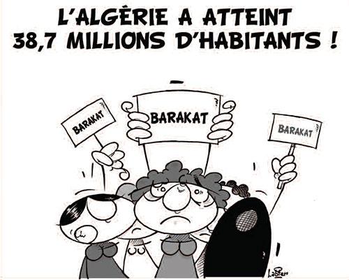 L'Algérie a atteint 38,7 millions d'habitants - Vitamine - Le Soir d'Algérie - Gagdz.com