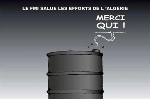 Le fmi salue les efforts de l'Algérie - Ghir Hak - Les Débats - Gagdz.com