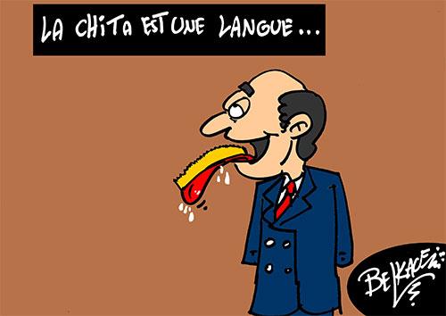 La chita est une langue - Belkacem - Le Courrier d'Algérie - Gagdz.com