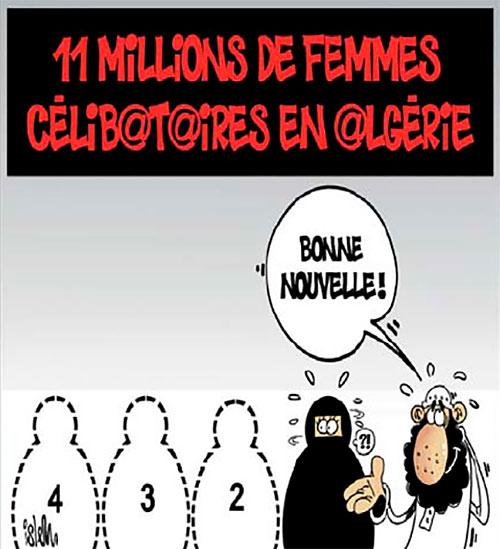 11 millions de femmes célibataires en Algérie - Islem - Le Temps d'Algérie - Gagdz.com