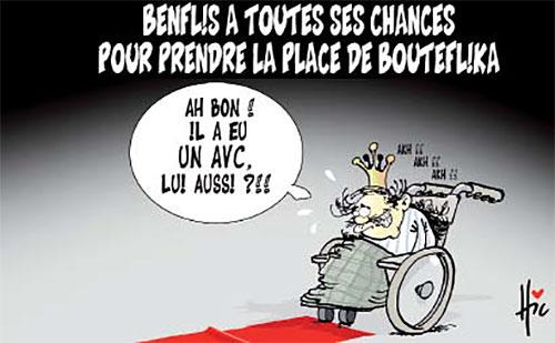 Benflis a toutes ses chances pour prendre la place de Bouteflika - Benflis - Gagdz.com