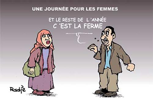 Une journée pour les femmes - Ghir Hak - Les Débats - Gagdz.com