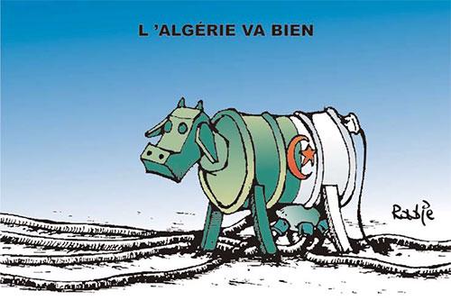 L'Algérie va bien - Ghir Hak - Les Débats - Gagdz.com