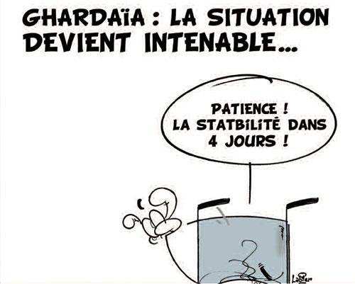 Ghardaia: La situation devient intenable - Vitamine - Le Soir d'Algérie - Gagdz.com