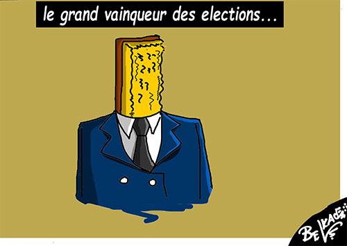Le grand vainqueur des élections - grand - Gagdz.com