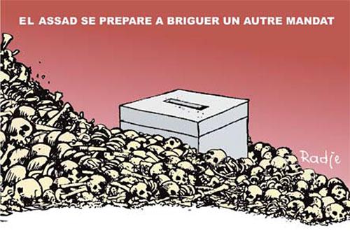 El Assad se prépare à briguer un autre mandat - bachar el assad - Gagdz.com