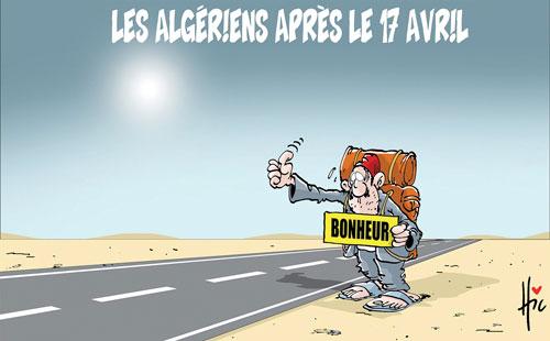 Les Algériens après le 17 avril - Le Hic - El Watan - Gagdz.com