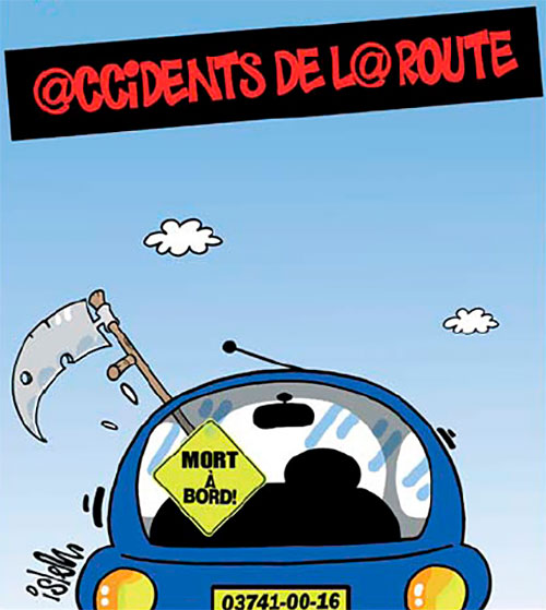 Accidents de la route - Islem - Le Temps d'Algérie - Gagdz.com