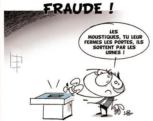 Fraude présidentielles 2014 - Vitamine - Le Soir d'Algérie - Gagdz.com