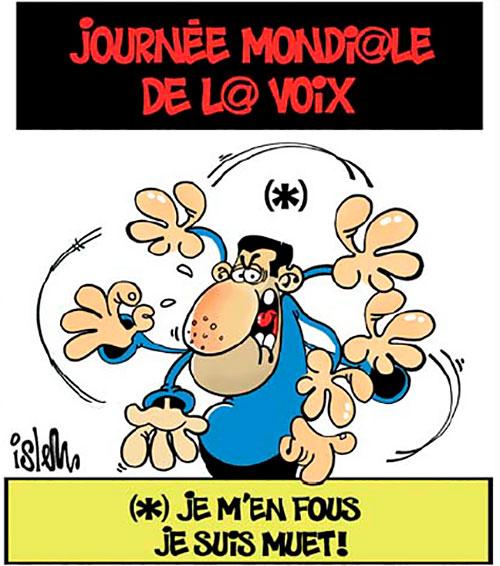 Journée mondiale de la voix - Islem - Le Temps d'Algérie - Gagdz.com