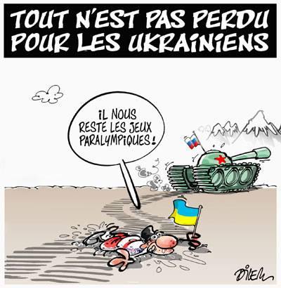 Tout n'est pas perdu pour les ukrainiens  - Ukraine - Gagdz.com