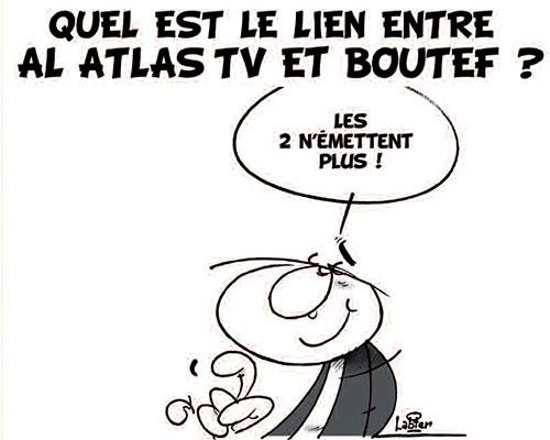 Quel est le lien entre al atlas tv et boutef ? - Vitamine - Le Soir d'Algérie - Gagdz.com