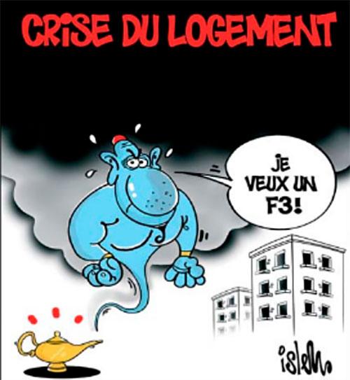 Crise du logement - Islem - Le Temps d'Algérie - Gagdz.com