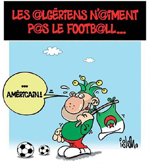 Les Algériens n'aiment pas le football - Islem - Le Temps d'Algérie - Gagdz.com