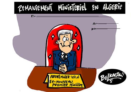 Remaniement ministeriel en Algérie - Remaniement - Gagdz.com