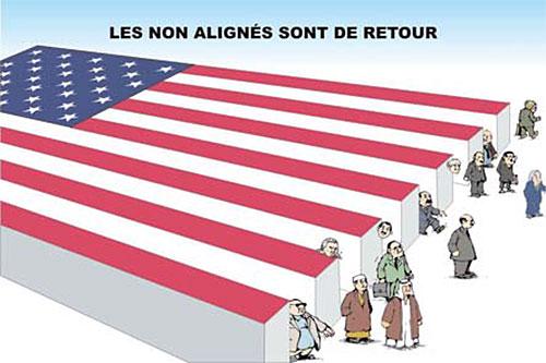 Les non alignés sont de retour - Ghir Hak - Les Débats - Gagdz.com