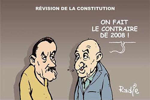 Révision de la constitution - Ghir Hak - Les Débats - Gagdz.com
