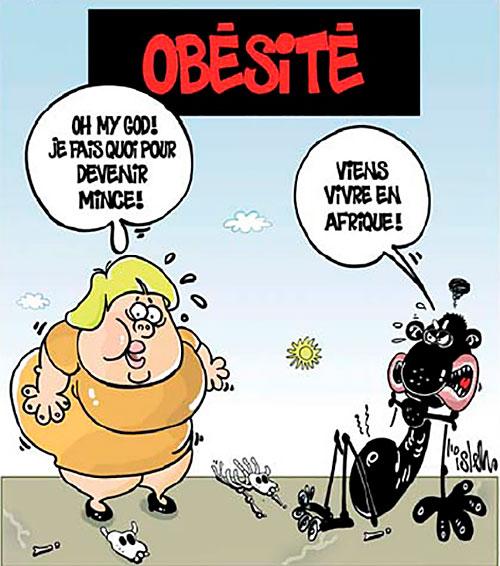 Obésité - Islem - Le Temps d'Algérie - Gagdz.com