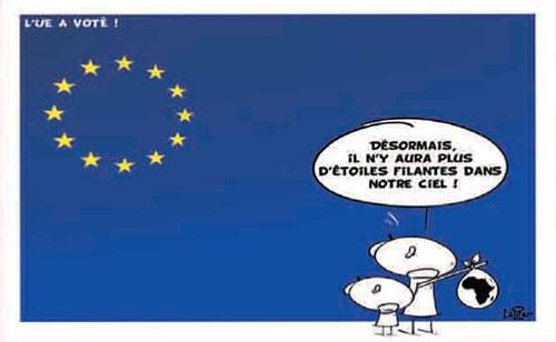 L'UE a voté - Vitamine - Le Soir d'Algérie - Gagdz.com