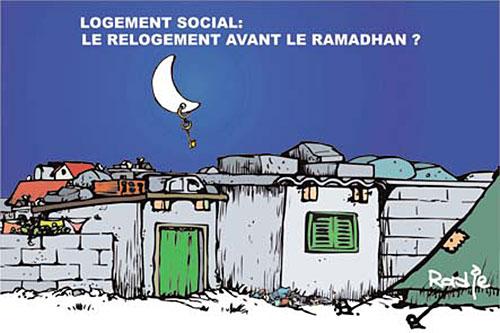 Logement social: Le relogement avant le ramadhan ? - Logement - Gagdz.com
