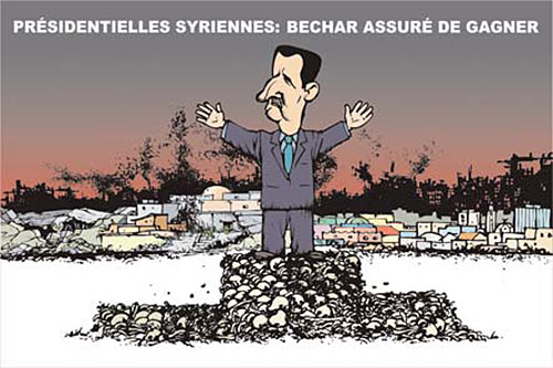 Présidentielles syriennes: Bechar assuré de gagner - Présidentielles - Gagdz.com