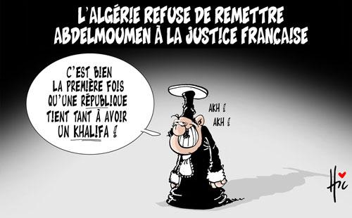 L'Algérie refuse de remettre Abdelmoumen à la justice française - Le Hic - El Watan - Gagdz.com