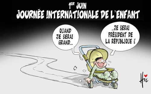 1er juin: Journée internationale de l'enfant - Le Hic - El Watan - Gagdz.com