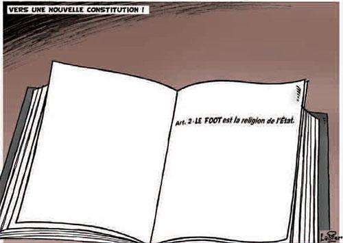 Vers une nouvelle constitution - Vitamine - Le Soir d'Algérie - Gagdz.com