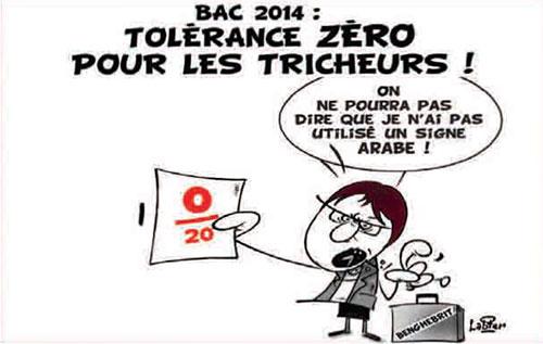 Bac 2014: Tolérence zéro pour les tricheurs - Vitamine - Le Soir d'Algérie - Gagdz.com