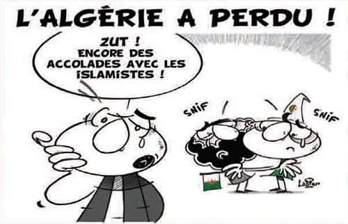 L'Algérie a perdu - Vitamine - Le Soir d'Algérie - Gagdz.com