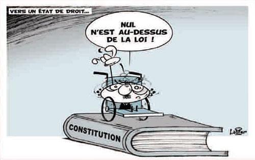 Vers un état de droit - Vitamine - Le Soir d'Algérie - Gagdz.com