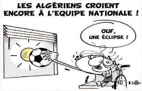 Les Algériens croient encore à l'équipe nationale - Vitamine - Le Soir d'Algérie - Gagdz.com