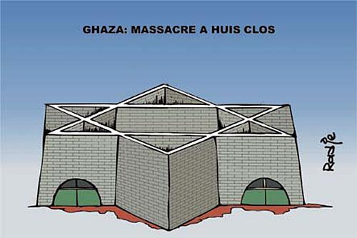 Ghaza: Massacre à huis clos - Ghaza - Gagdz.com