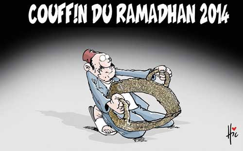 Couffin du ramadhan 2014 - Le Hic - El Watan - Gagdz.com