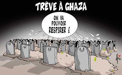 Trêve à Ghaza - Ghaza - Gagdz.com