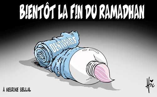 Bientôt la fin du ramadhan - Le Hic - El Watan - Gagdz.com