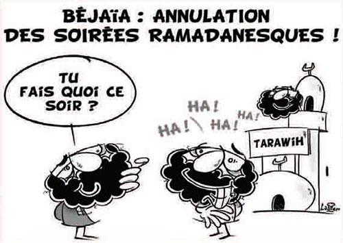 Béjaia: Annulation des soirées ramadanesques - Vitamine - Le Soir d'Algérie - Gagdz.com