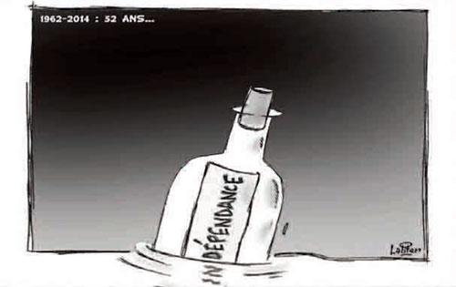 1962-2014: 52 ans - Vitamine - Le Soir d'Algérie - Gagdz.com
