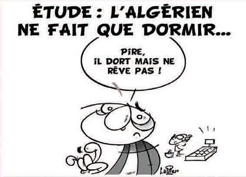 Etude: L'algérien ne fait que dormir - Vitamine - Le Soir d'Algérie - Gagdz.com