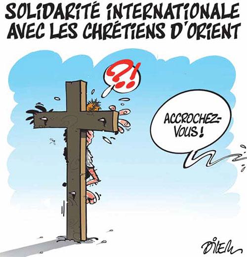 Solidarité internationale avec les chrétiens d'orient - Chrétiens - Gagdz.com