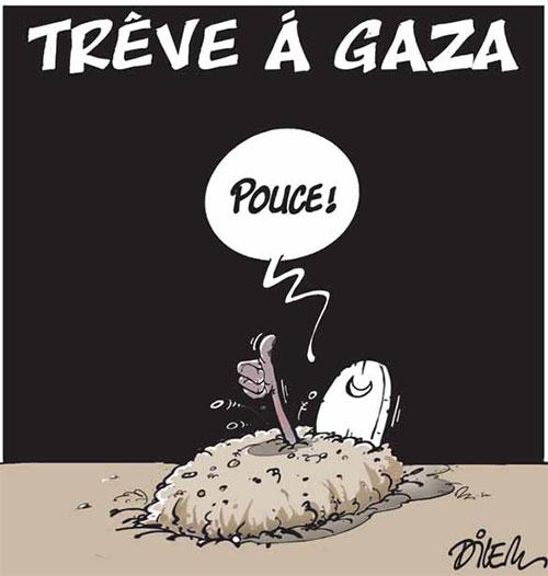 Trêve à Gaza - Gaza - Gagdz.com