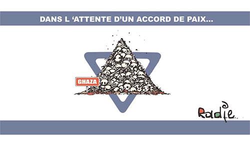 Dans l'attente d'un accord de paix - Ghir Hak - Les Débats - Gagdz.com