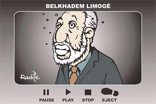 Belkhadem limogé - Ghir Hak - Les Débats - Gagdz.com