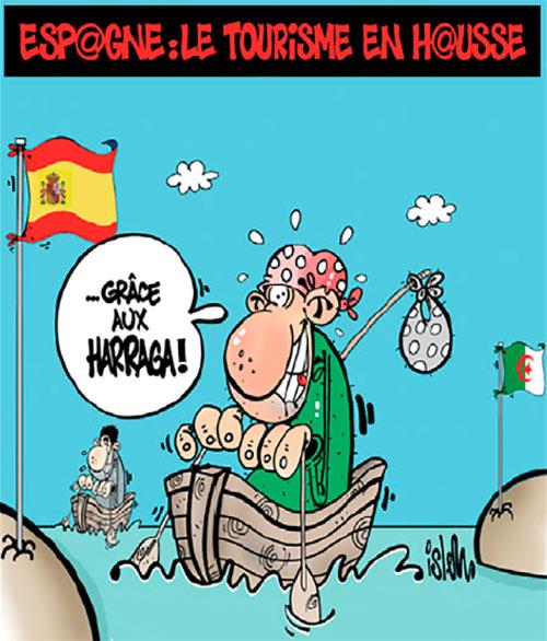 Espagne: Le tourisme en hausse - Espagne - Gagdz.com