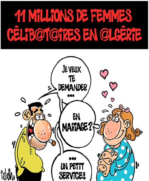 11 millions de femmes célibataire en Algérie - Islem - Le Temps d'Algérie - Gagdz.com
