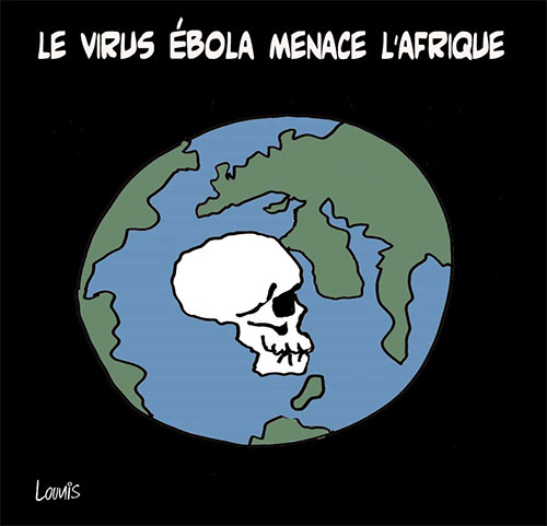 Le virus ébola menace l'Afrique - ebola - Gagdz.com